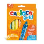 Carioca Baby 2+ creioane cerate Wild