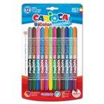 Carioca Bi-Color 12/set
