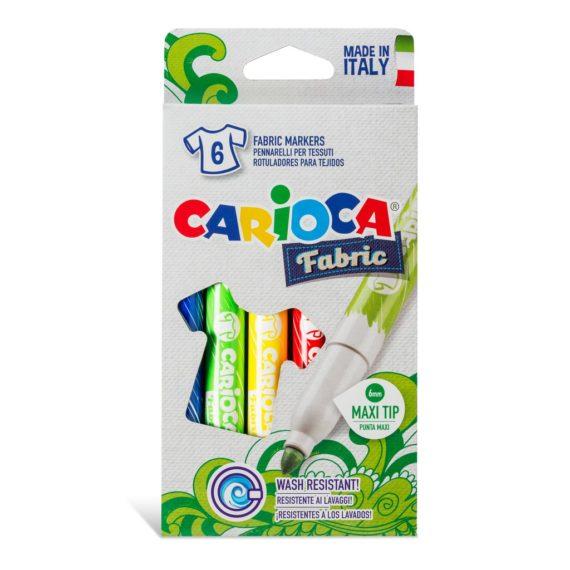 Carioca Fabric 6/set