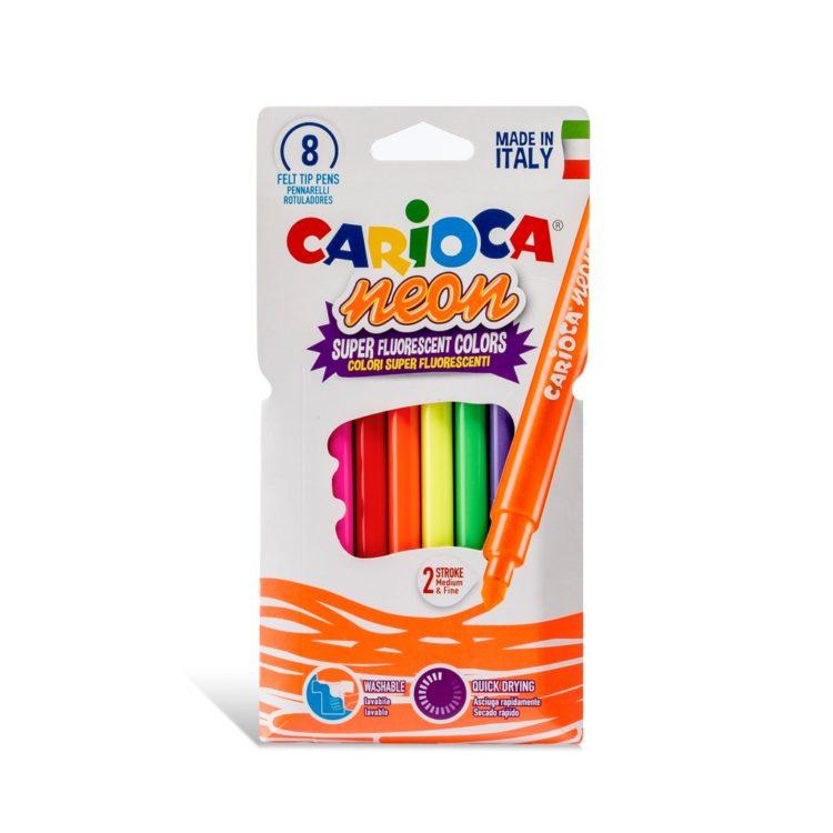 Carioca Neon 8/set