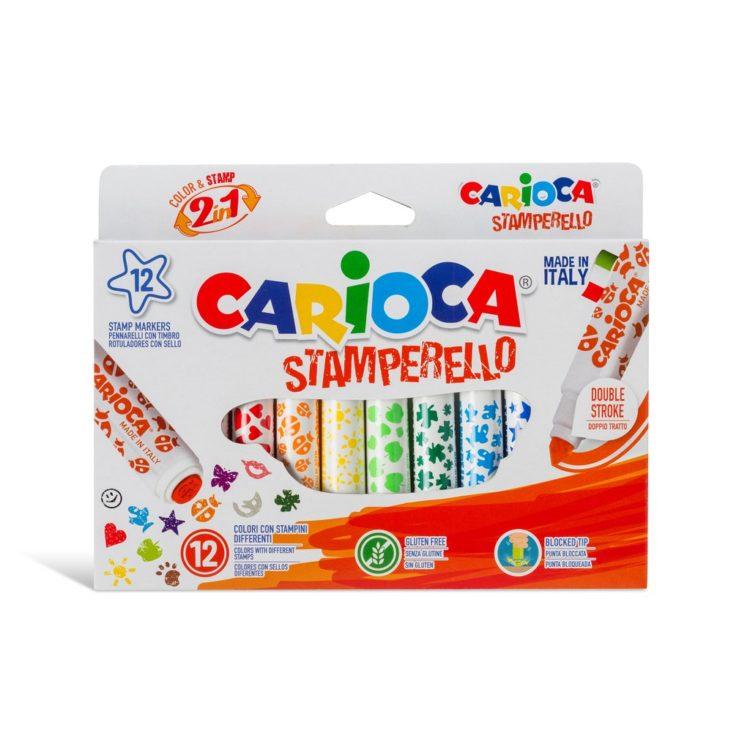 Carioca Stamperello 12/set