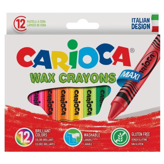 Creioane cerate Maxi 12/set