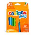 Creioane color Baby 2+ 10/set