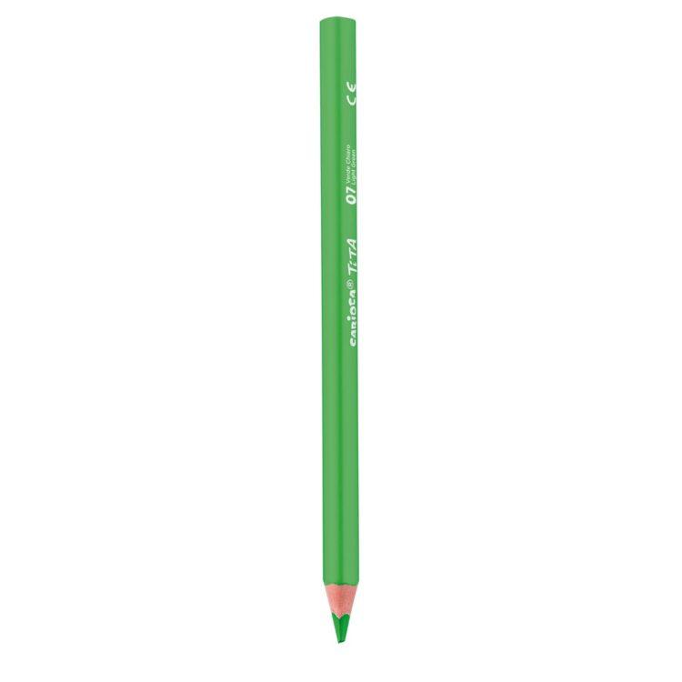 Creion color triunghiular Tita Maxi