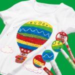 Creion-tempera Temperello Fabric Carioca exemplu