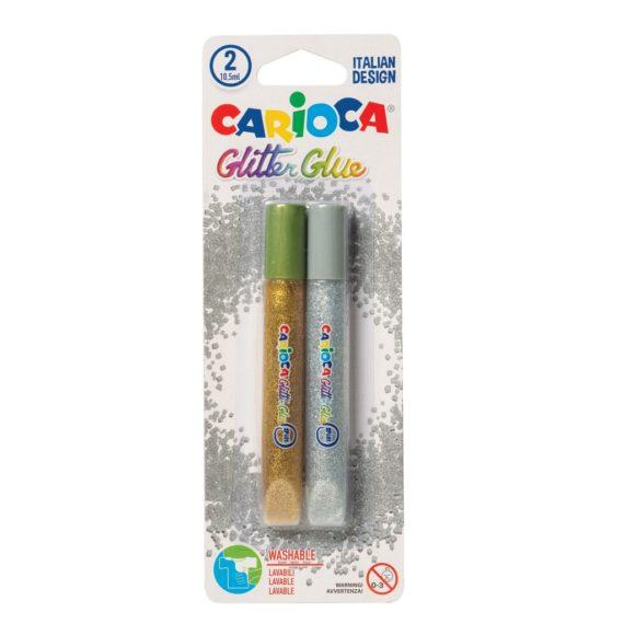 Lipici Carioca Glitter 2/blister