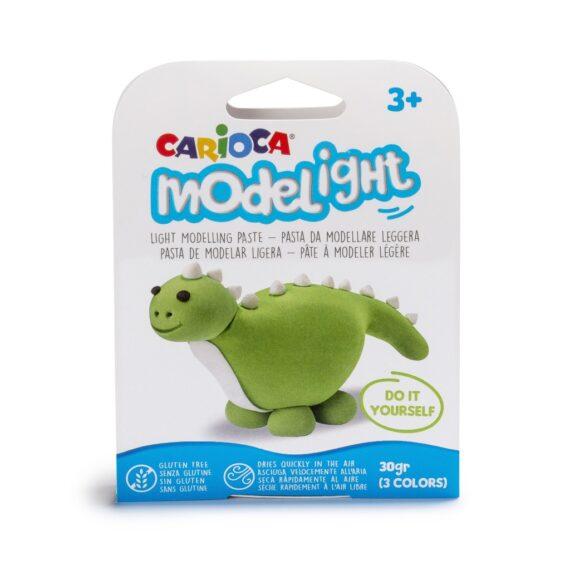 Plastilină ModeLight Carioca animale, dragon