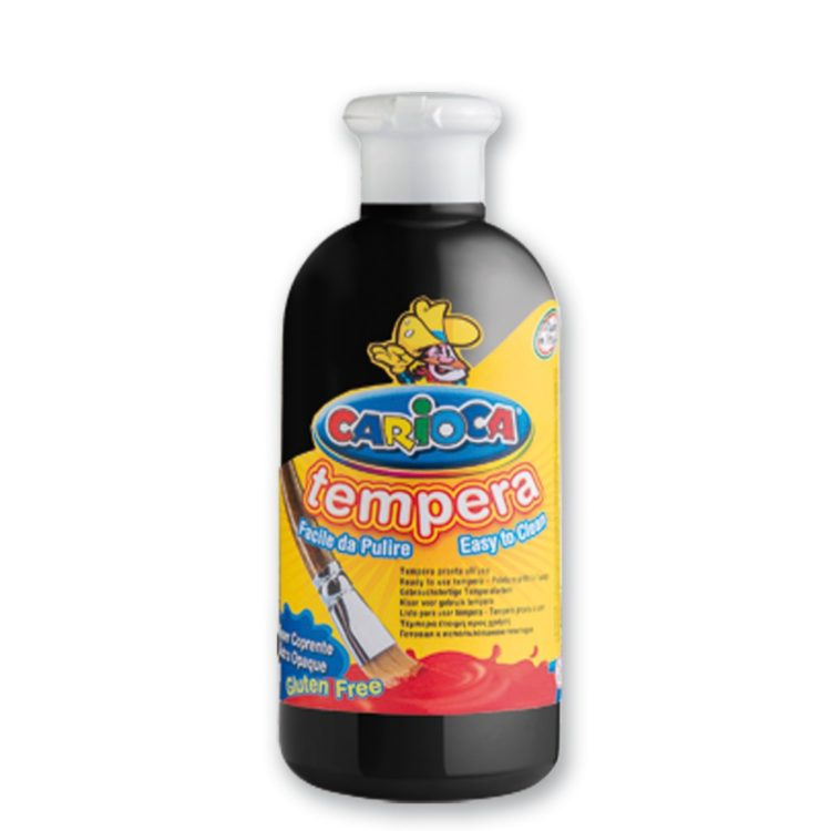 Ready tempera - Negru