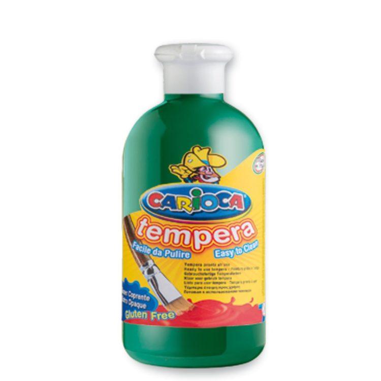 Ready tempera - Verde-închis