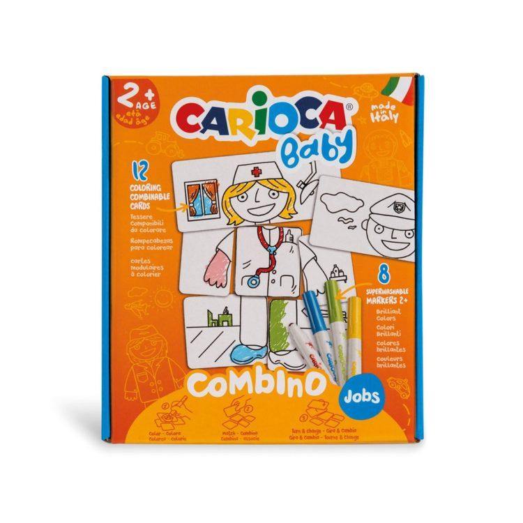 Set creativ Carioca Baby 2+ Jobs