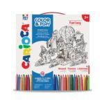 Set creativ Color & Play Carioca Fantasy - Cutie
