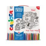 Set creativ Color & Play Carioca Planet - Cutie