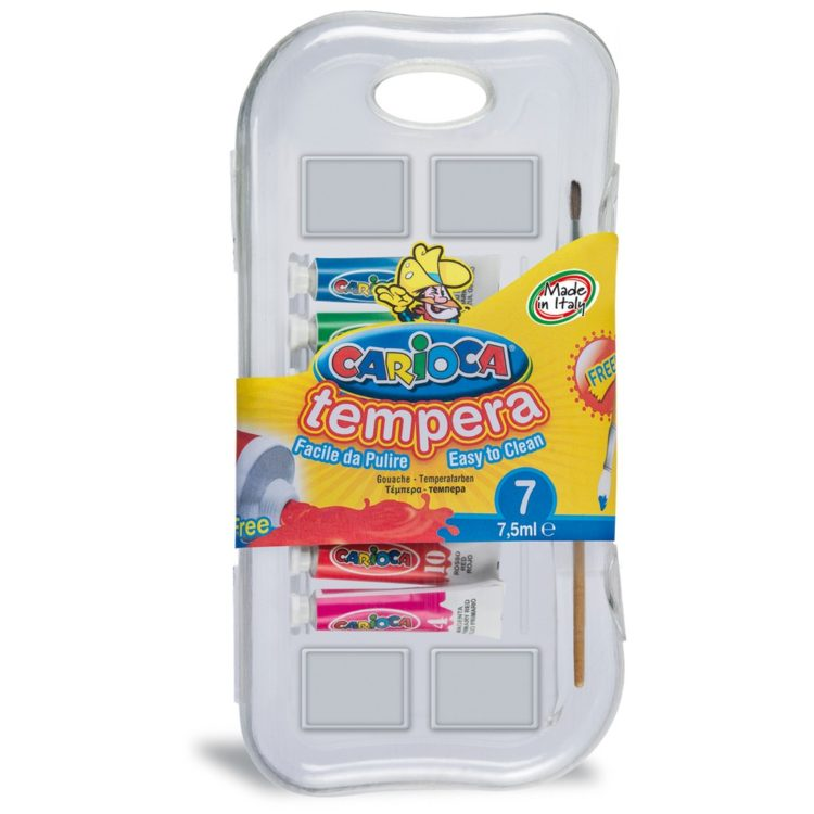 Tempera 7/set